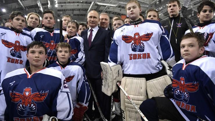 Putin z własnym programem telewizyjnym. Będzie zbierał grzyby i rozmawiał z obywatelami