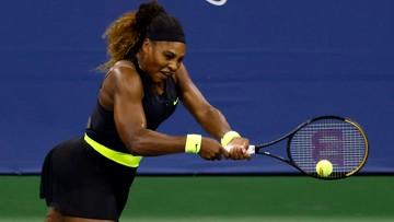 Turniej WTA w Nowym Jorku: Niespodziewana porażka Sereny Williams