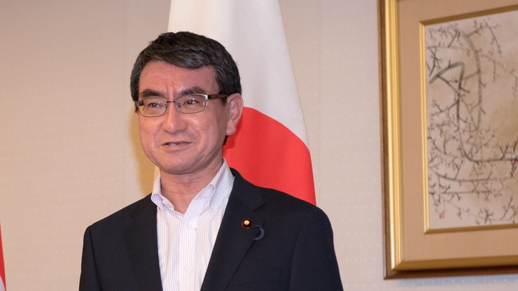 """Japonia: """"car szczepionek"""" kandyduje na premiera. Chce wznowić pracę elektrowni jądrowych"""