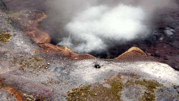 Potężne tsunami może uderzyć w Europę. Budzi się wulkan na Azorach, który drzemie od 388 lat