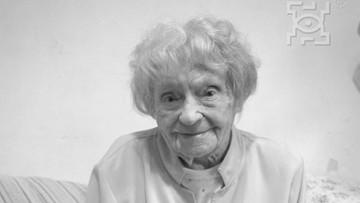 Zmarła najstarsza Polka. Jadwiga Szubartowicz przeżyła 111 lat, rewolucję październikową i dwie wojny