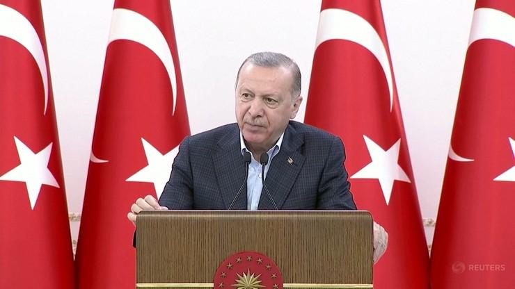 """Prezydent Turcji apeluje do papieża. """"Palestyńczycy będą nadal masakrowani"""""""