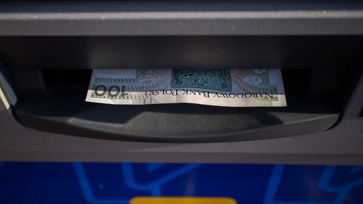 Wysadzili bankomat i ukradli pieniądze. Policja szuka sprawców