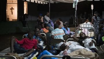 Silne wstrząsy wtórne na Haiti