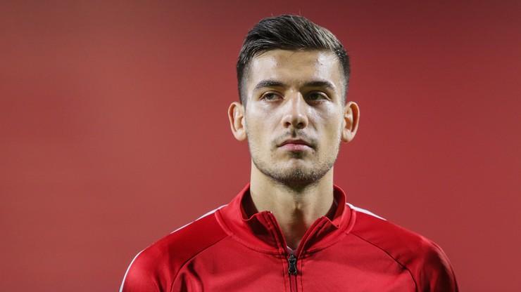 Jakub Moder zadebiutował w Premier League