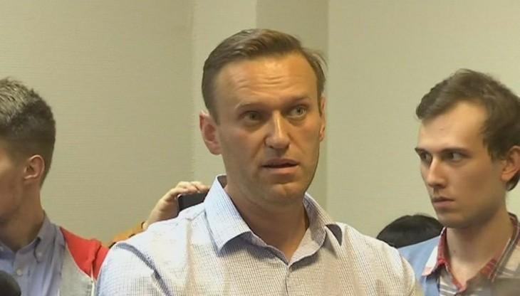 Aleksiej Nawalny ogłosił głodówkę w kolonii karnej