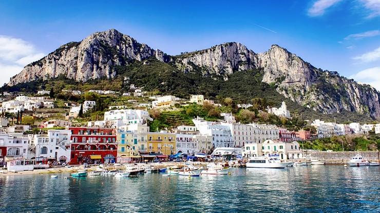 Na wyspie Capri jak w Wenecji. Władze chcą ograniczyć napływ turystów