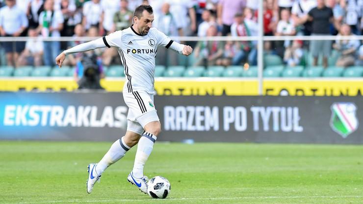 Legia Warszawa wygrała sparing ze Stalą Mielec