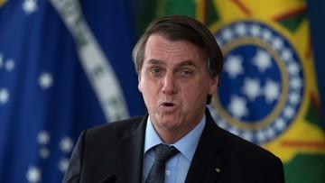 Bolsonaro: Brazylijczycy wkrótce powrócą do normalnego życia