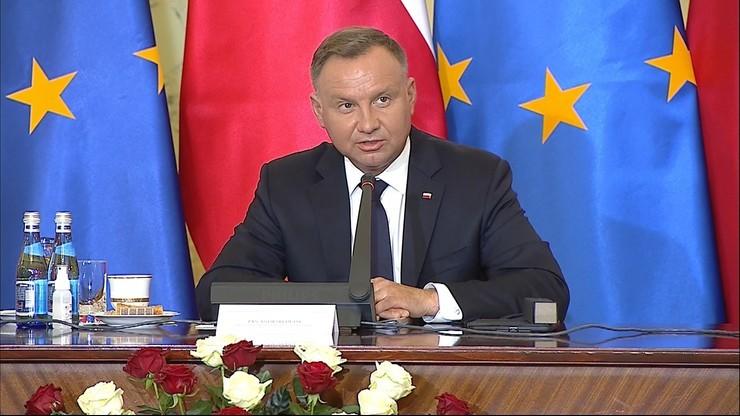 Oświadczenie majątkowe prezydenta Andrzeja Dudy. Zmalały zarobki i oszczędności polityka