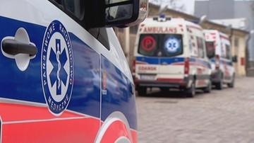 Braki w dostawach tlenu medycznego. Część pacjentów z Kraśnika trafi do innych szpitali