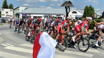 Tour de Pologne 2021: João Almeida zwycięzcą 2. etapu po morderczym finiszu