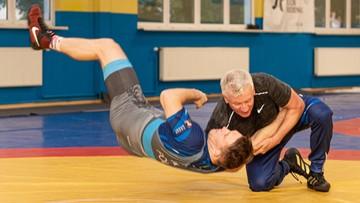 """Prezydent Poznania zmierzył się z medalistą olimpijskim. """"Głównie ja latałem po macie"""""""