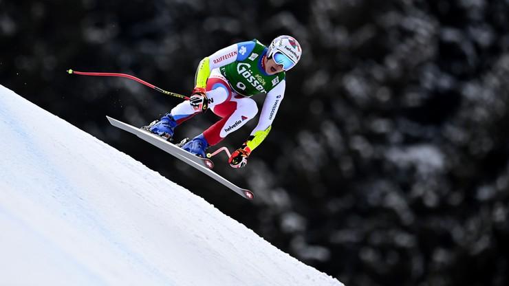 Triumf Odermatta w supergigancie alpejskiego Pucharu Świata