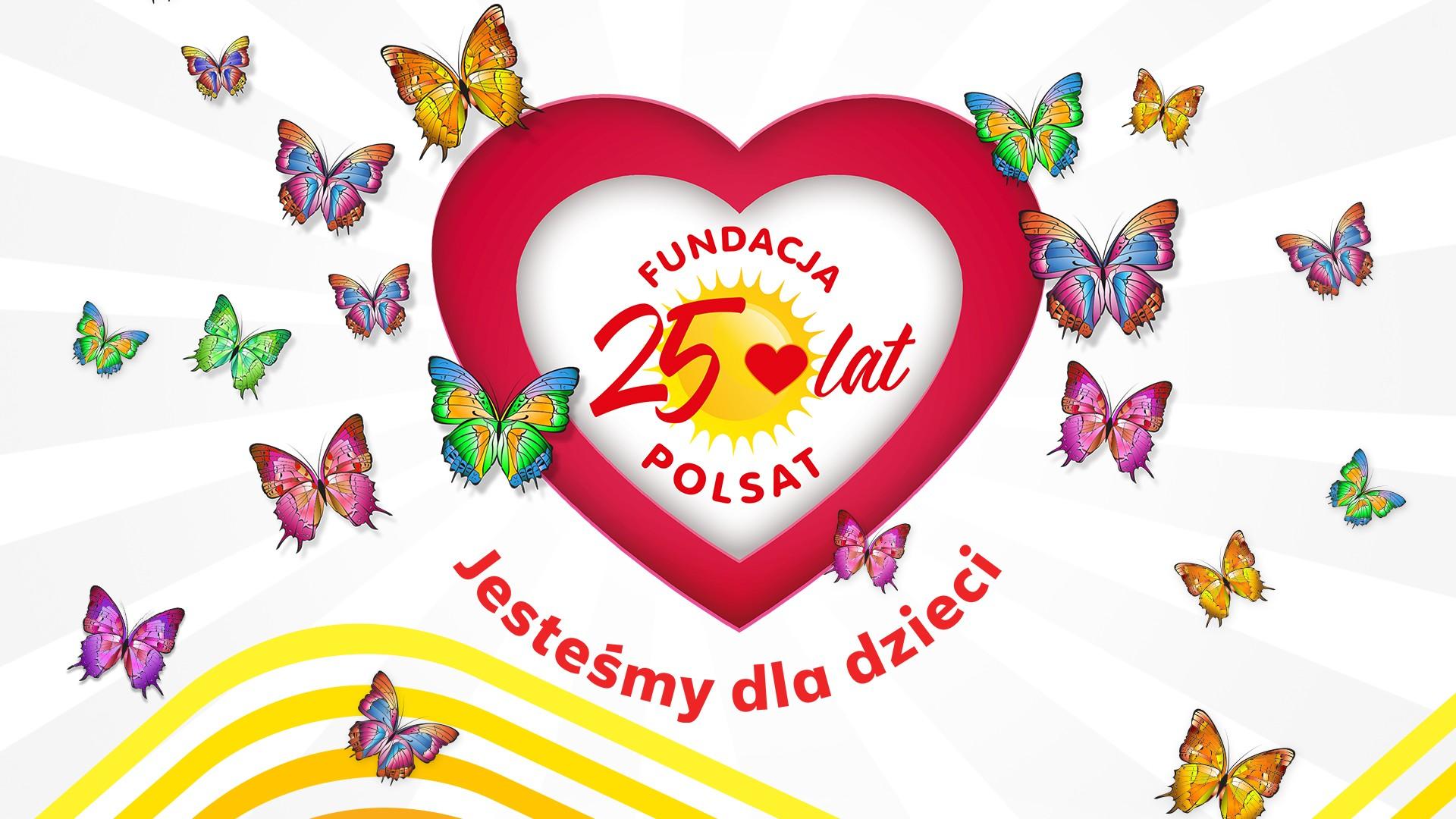 """Koncert """"Fundacja Polsat 25 lat. Jesteśmy dla dzieci"""""""