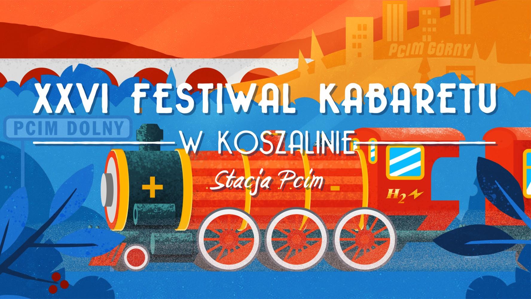 Festiwal Kabaretu Koszalin 2021: Stacja Pcim. Ale odjazd!
