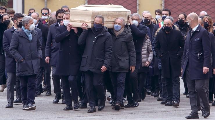 Media: W trakcie pogrzebu Paolo Rossiego... okradziono jego dom