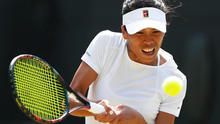 WTA w Auckland: Porażka Su-Wei Hsieh w półfinale