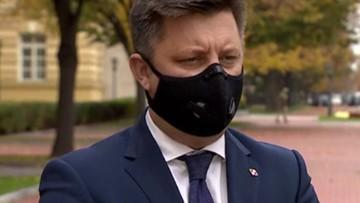 Koronawirus w Polsce. Dworczyk pełnomocnikiem rządu ws. narodowego programu szczepień