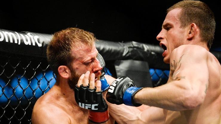 Pierwszy raport UFC. Jak być idealnym fighterem MMA?