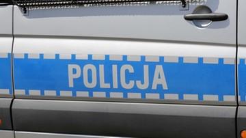 Policjanci pilotowali samochód z rodzącą kobietą