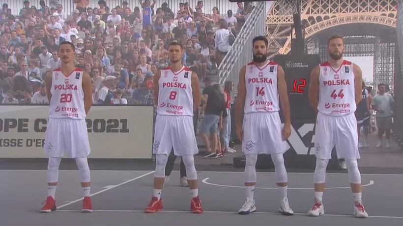 ME koszykarzy 3x3: Polacy w półfinale