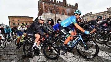 Giro d'Italia: Dombrowski wygrał etap