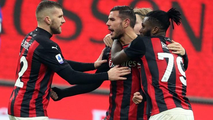 Serie A: Szczęśliwy remis Milanu z Parmą. Theo Hernandez bohatarem