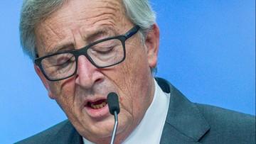 Juncker przyznaje, że nałożenie sankcji za naruszanie zasad demokracji jest nierealne