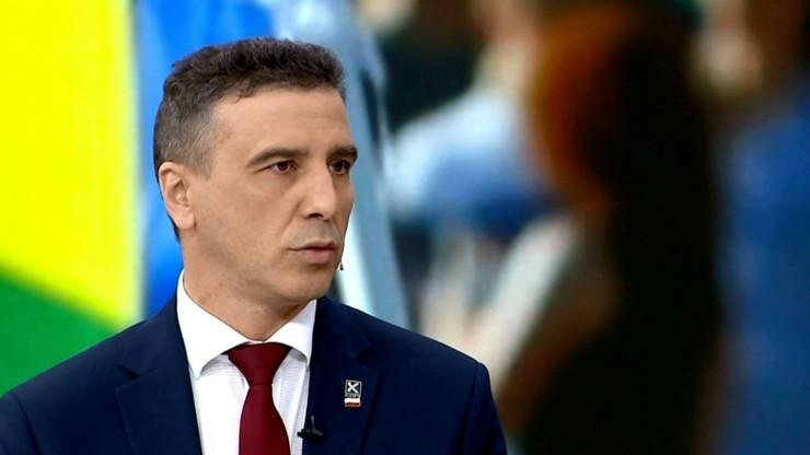 Jarosław Sachajko: nie zaszczepię się przeciw koronawirusowi
