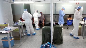 Koronawirus. Rekord zakażeń we Włoszech