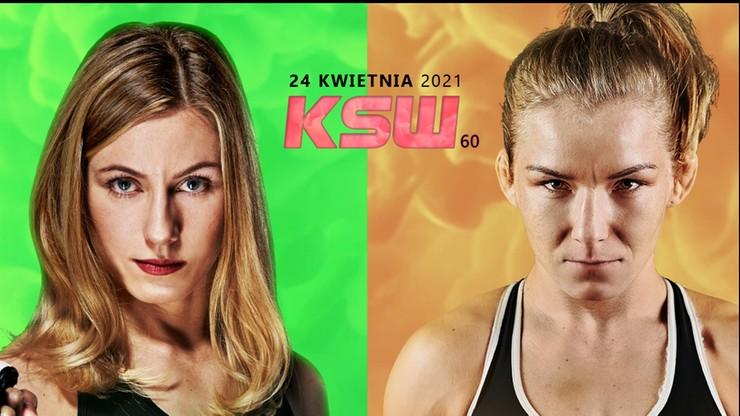 KSW 60: Aleksandra Rola kontra Karolina Wójcik w karcie walk