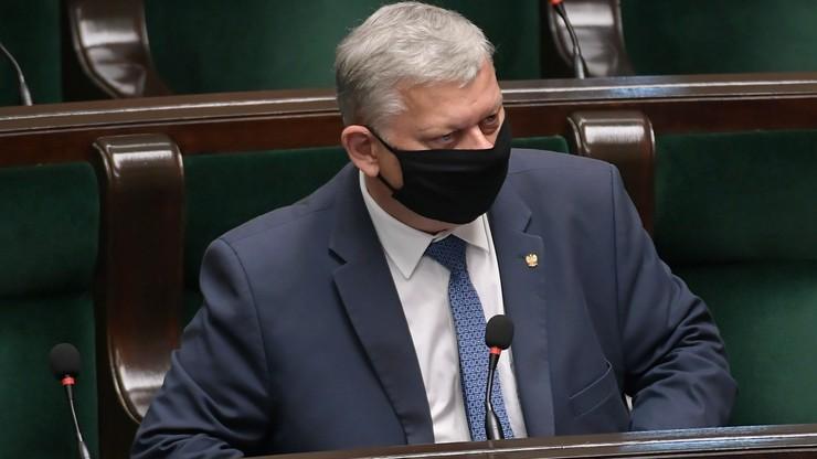 Spór o informację rządu ws. Turowa. Marek Suski: mentalność zdrajców
