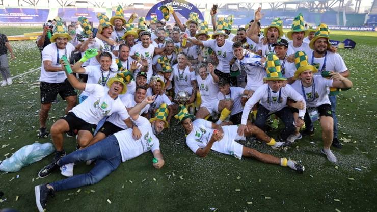 Copa Sudamericana: Pierwszy w historii triumf Defensa y Justicia