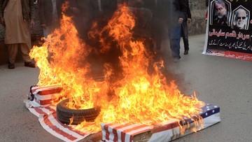 Dowódca Strażników Rewolucji: będziemy karać Amerykanów za śmierć Sulejmaniego