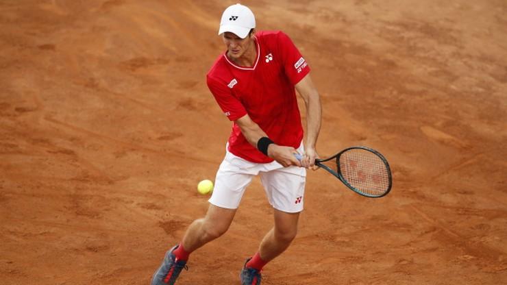 Ranking ATP: Znaczący spadek Huberta Hurkacza. Daniił Miedwiediew już drugi