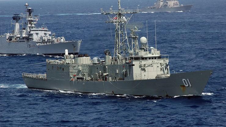 Morawiecki miał zablokować zakup australijskich fregat dla polskiej Marynarki Wojennej