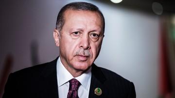 """""""To jest wojna psychologiczna"""". Erdogan o groźbach Trumpa dot. sankcji"""
