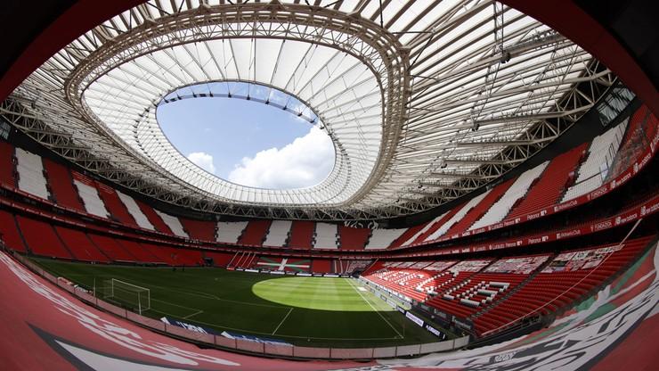 Euro 2020: Reprezentacja Polski nie zagra z Hiszpanią w Bilbao