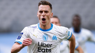 Gol Arkadiusza Milika w meczu z Lyonem! Podział punktów na Stade Velodrome