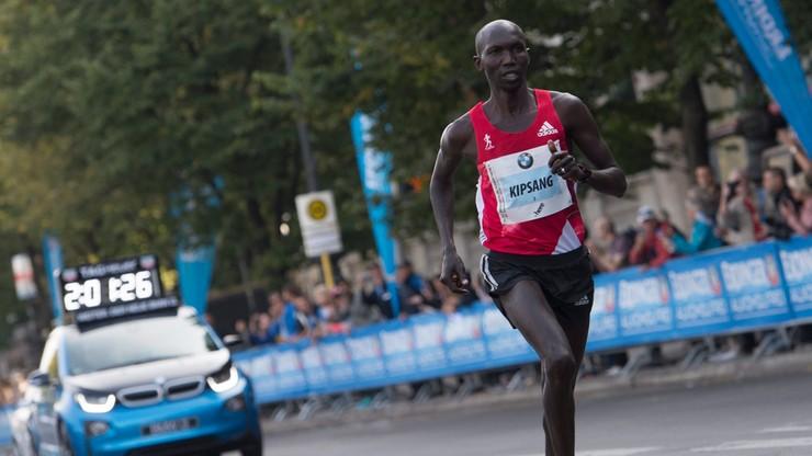 Były rekordzista świata w maratonie zawieszony za naruszenie przepisów antydopingowych