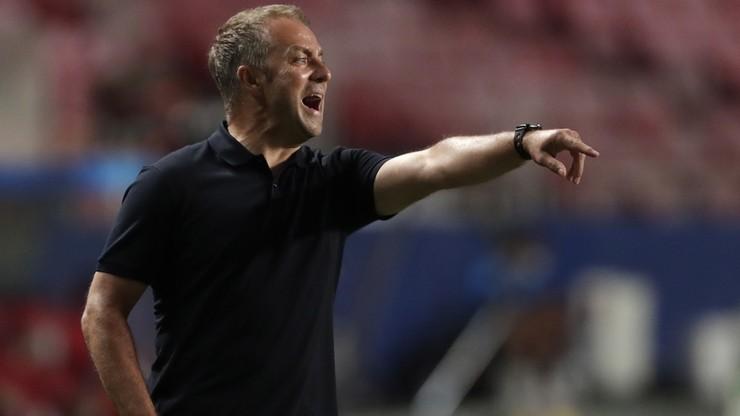 Flick: Nie będzie łatwo wyeliminować Olympique Lyon