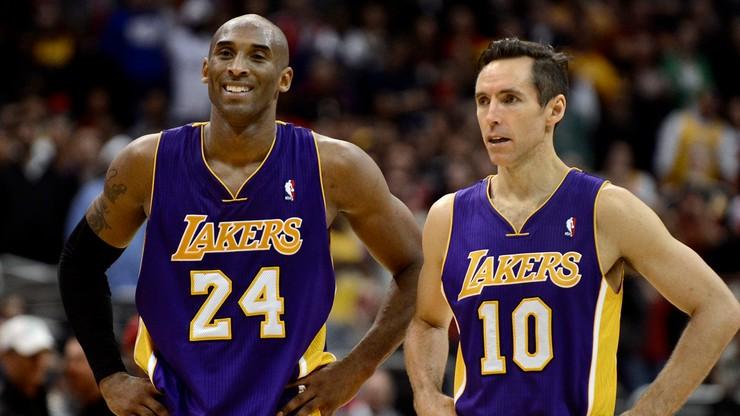 NBA: Nash, Kidd i Hill w Galerii Sław