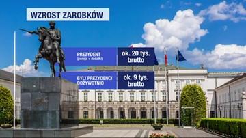 """""""Nie wiemy, czy Sejm zajmie się projektem na najbliższej sesji"""". Fogiel o podwyżkach dla polityków"""