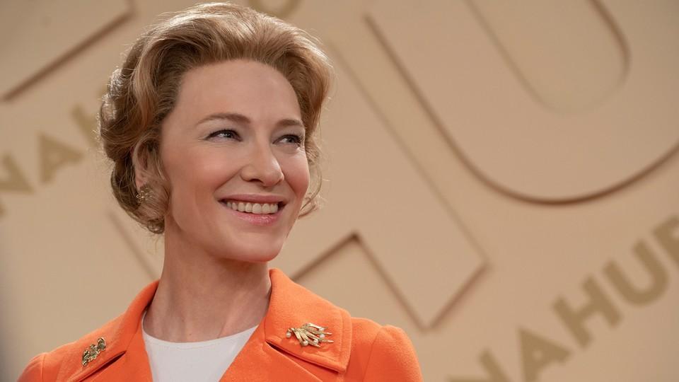 Cate Blanchett jako Phylllis Schlafy