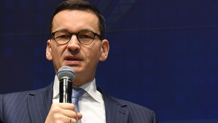 Morawiecki: gdyby nie 500 plus z Polski wyjechałoby milion osób