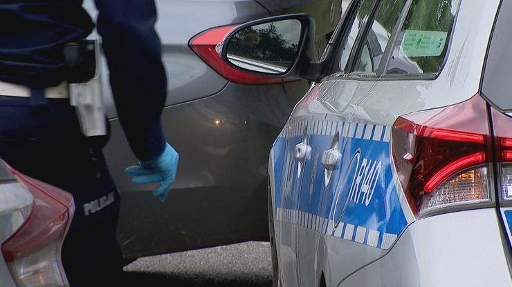 Wpadek w Trzebielinie. Zginęły dwie osoby, 65-latka trafiła do szpitala