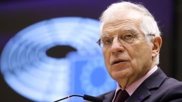 Szef dyplomacji UE: Rosja odłącza się od Unii Europejskiej
