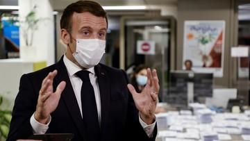 Macron: Francja wyśle do Armenii pomoc humanitarną