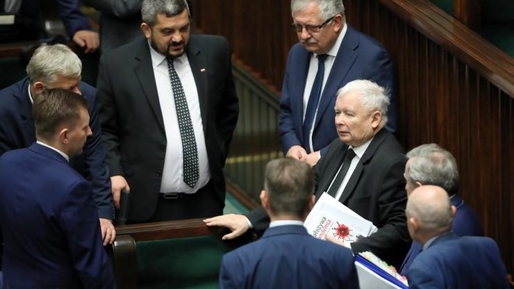 Kaczyński: blokujący wybory w maju jawnie złamali konstytucję